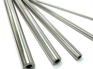 chrome hollow rod
