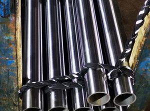 hydraulic cylinder hollow rod